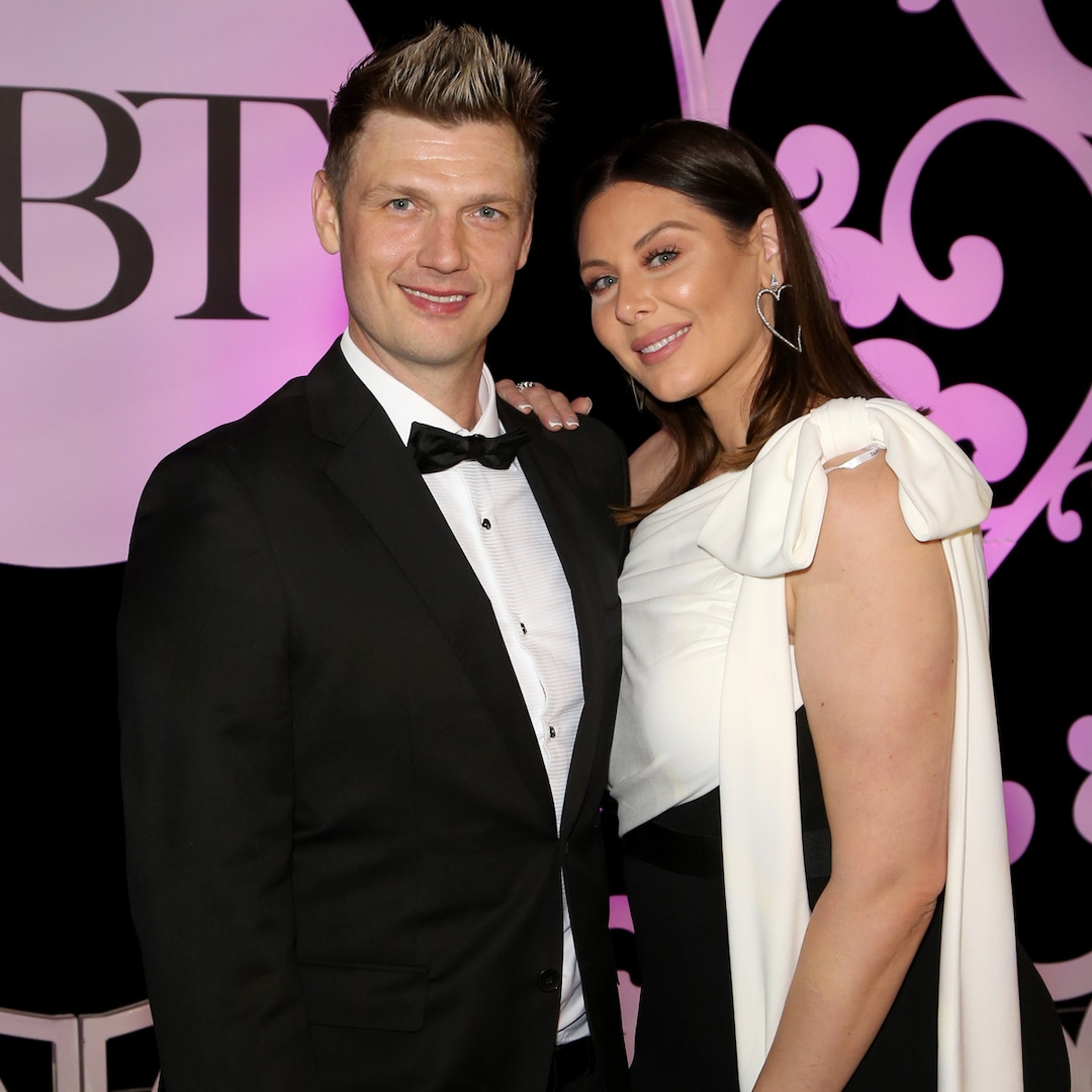 Nick Carter's Wife Lauren Is Pregnant After Multiple Miscarriages