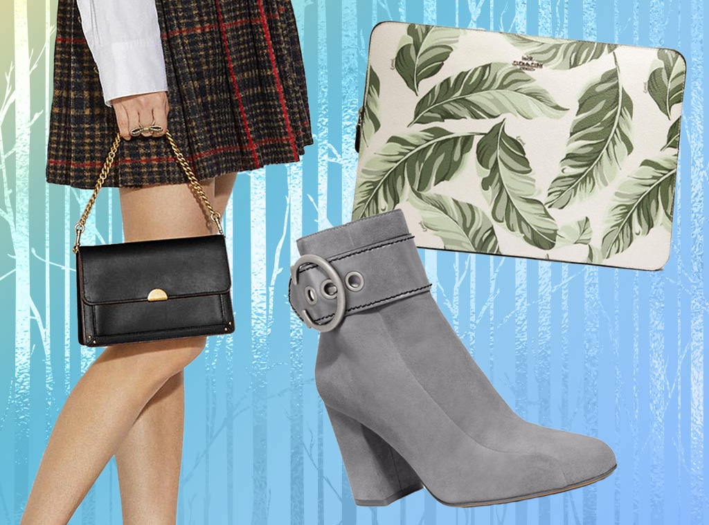 E-Comm: Our Favorite Under $100 Finds From Coach Outlet's MLK Day Sale