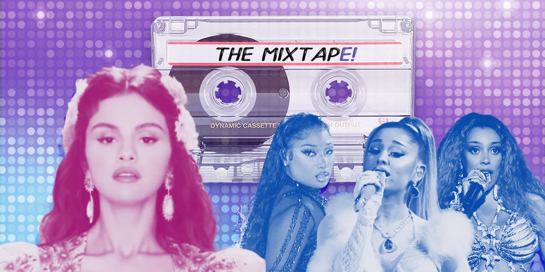 The MixtapE! Presents Selena Gomez, Ariana Grande, Doja Cat, Megan Thee Stallion and More New Music - E! Online.jpg