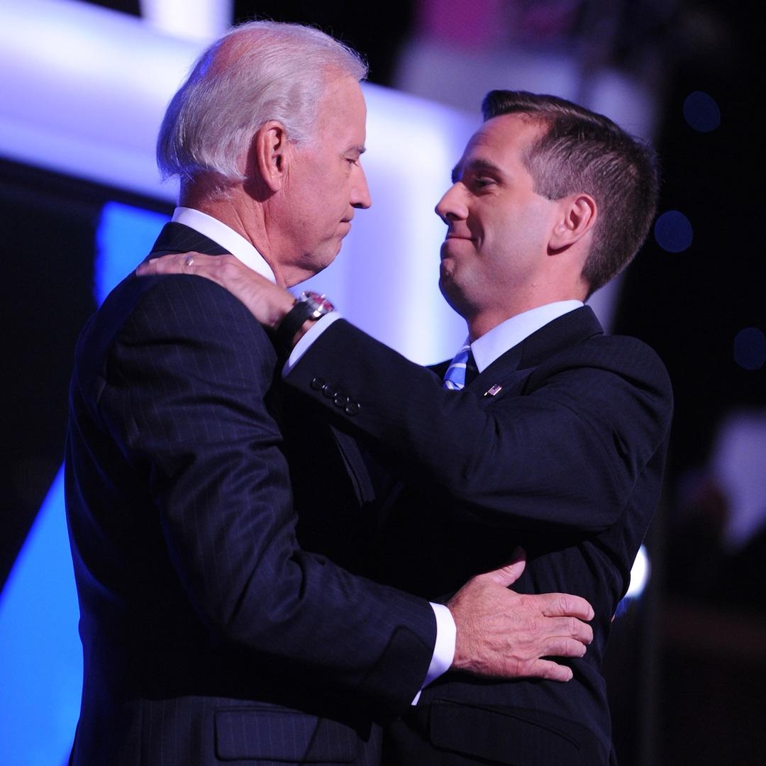 Inside Joe Biden's Unbreakable Bond With Late Son Beau Biden – E! On-line