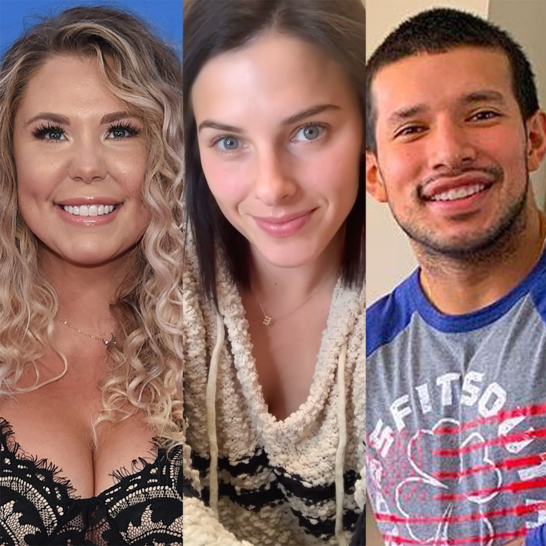 Teen Mother's Javi Marroquin Speaks Out After Lauren Comeau Accuses Him of Dishonest With Kailyn Lowry – E! On-line