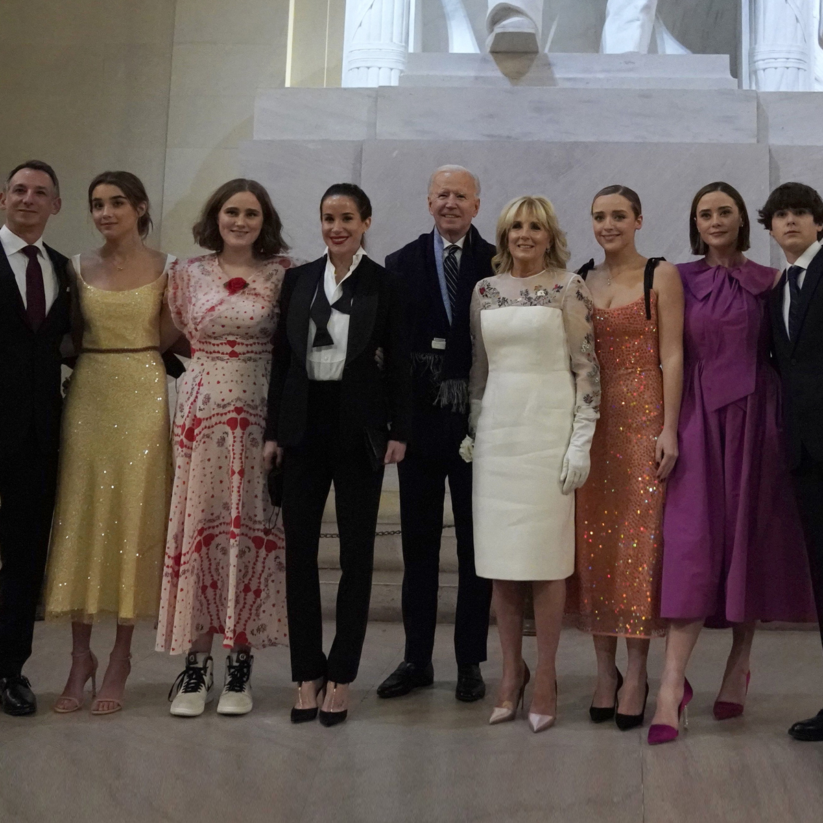 President Joe Biden's Grandkids Are the Breakout Style Stars of the 2021 Inauguration