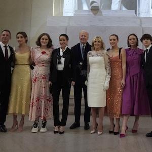 Biden Family, Celebrating America, 2021 Presidential Inauguration