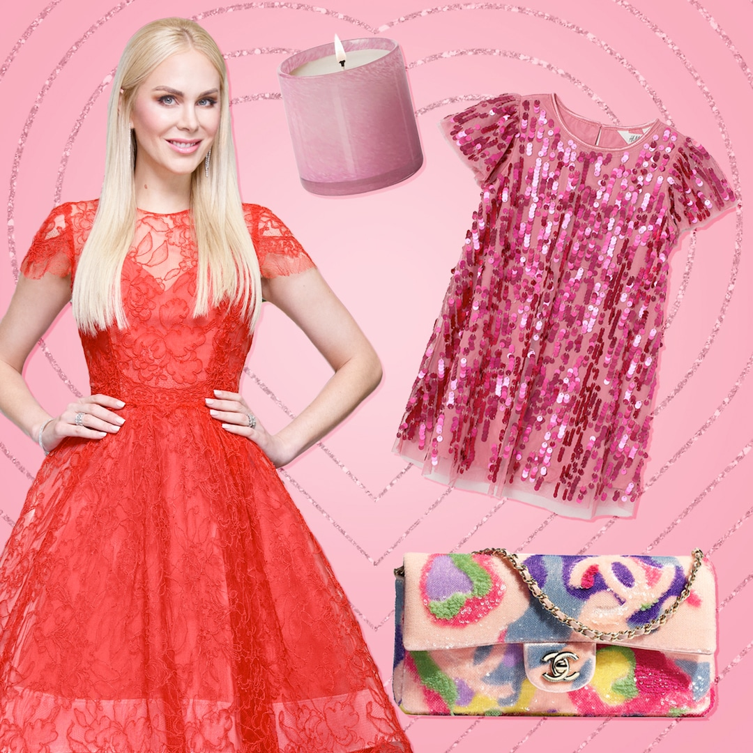 Kameron Westcott's Valentine's Day Guide Proves Pink Gifts Are Bigger in Texas