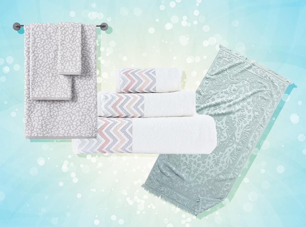 E-Comm: Not Boring Towels