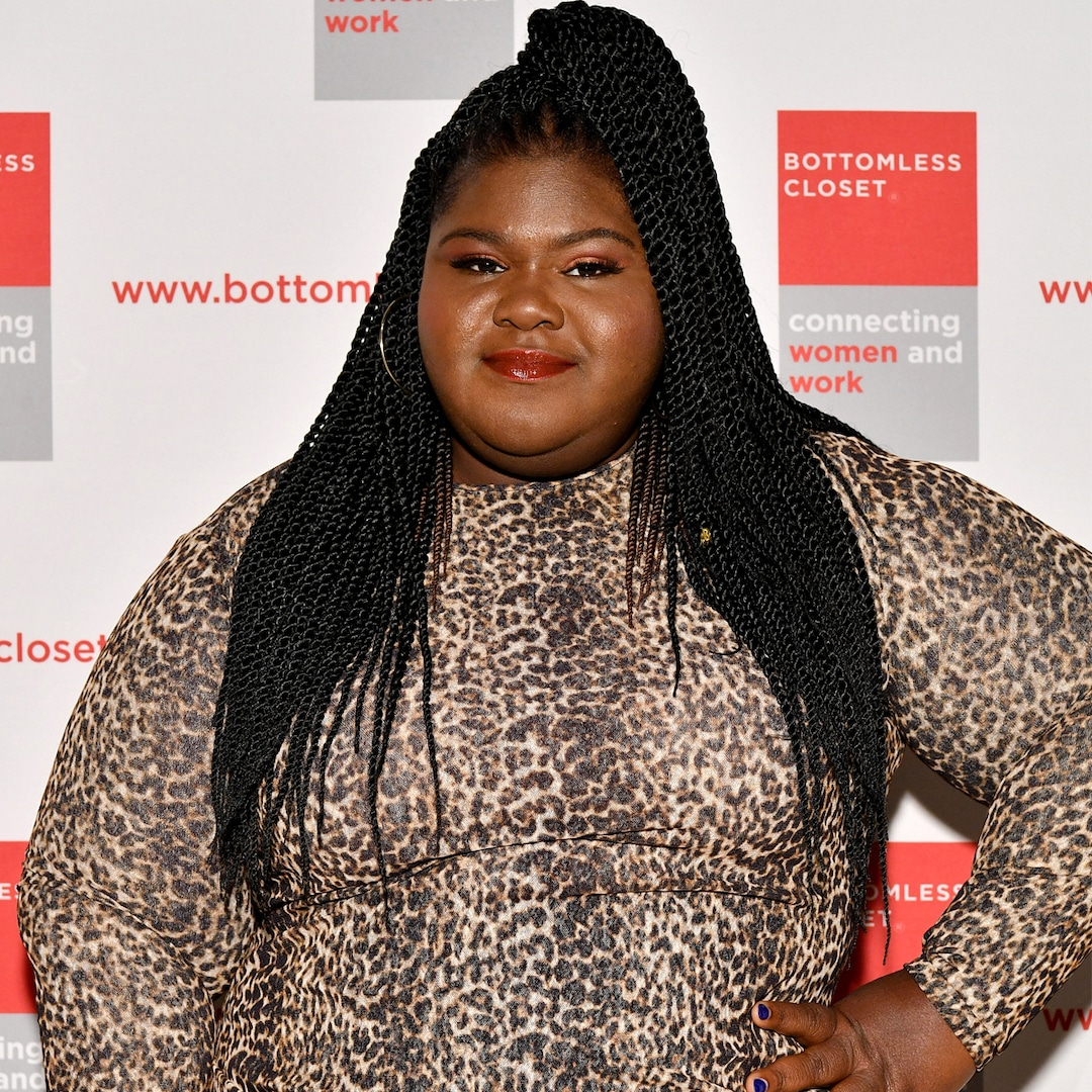 Gabourey Sidibe Reflects on Her Battle With an Eating Disorder in Conversation on Mental Health