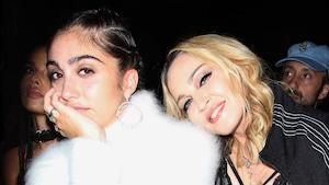Lourdes Leon, Madonna, 2016 New York Fashion Week