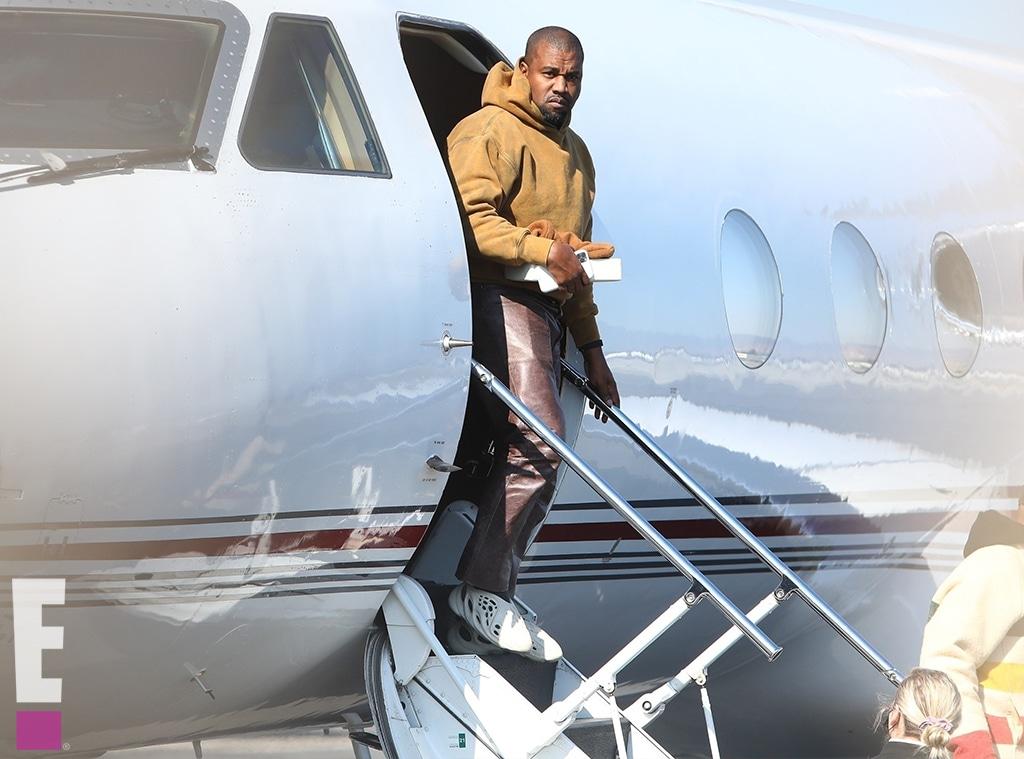 Kanye West, EXCLUSIVE
