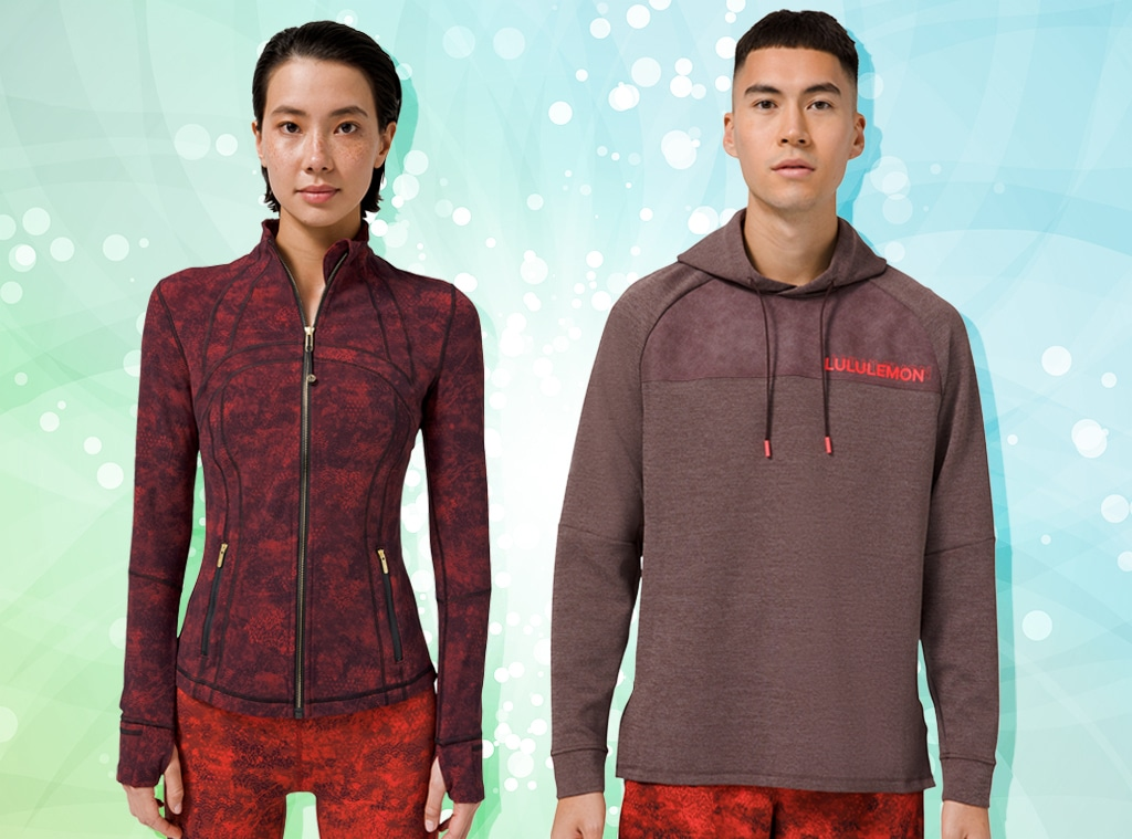 E-Comm: Lululemon Lunar New Year Collection