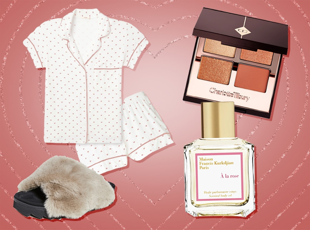 E-Comm: Valentines Day Gifts for Her Gift Guide