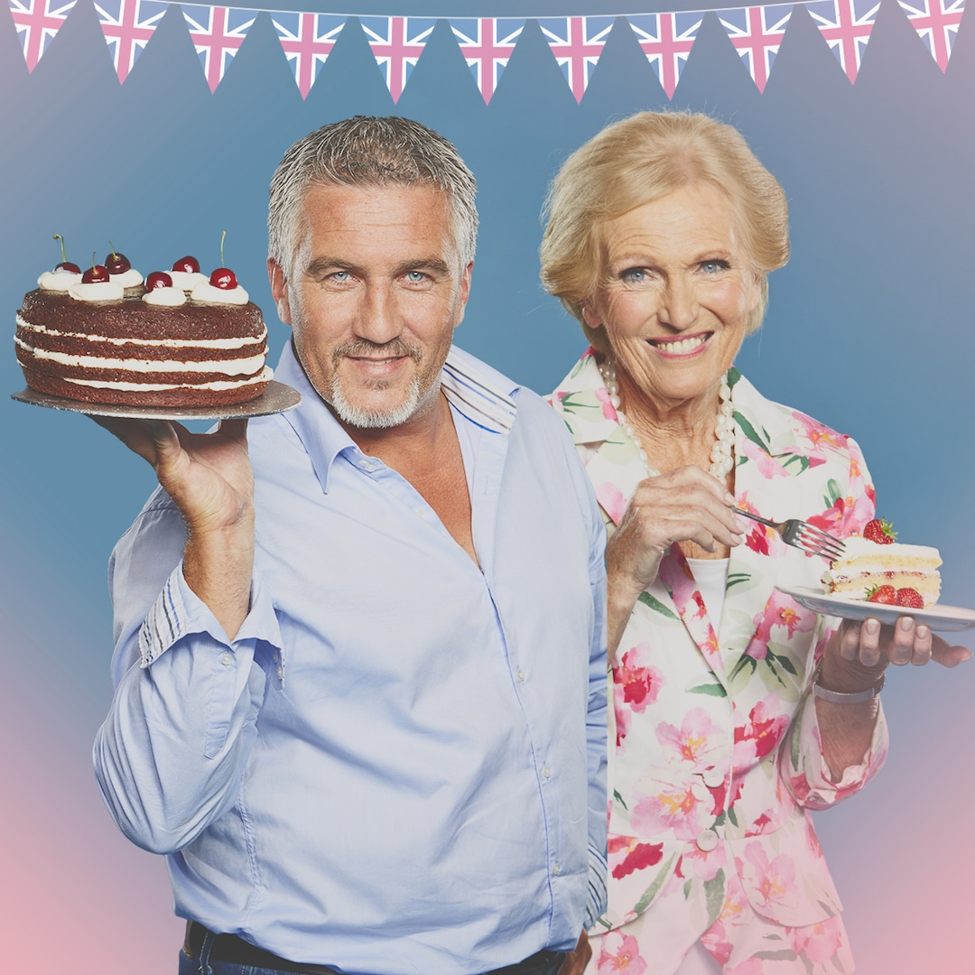 , Get a Rise Out of These Tasty Great British Baking Show Secrets – E! Online,