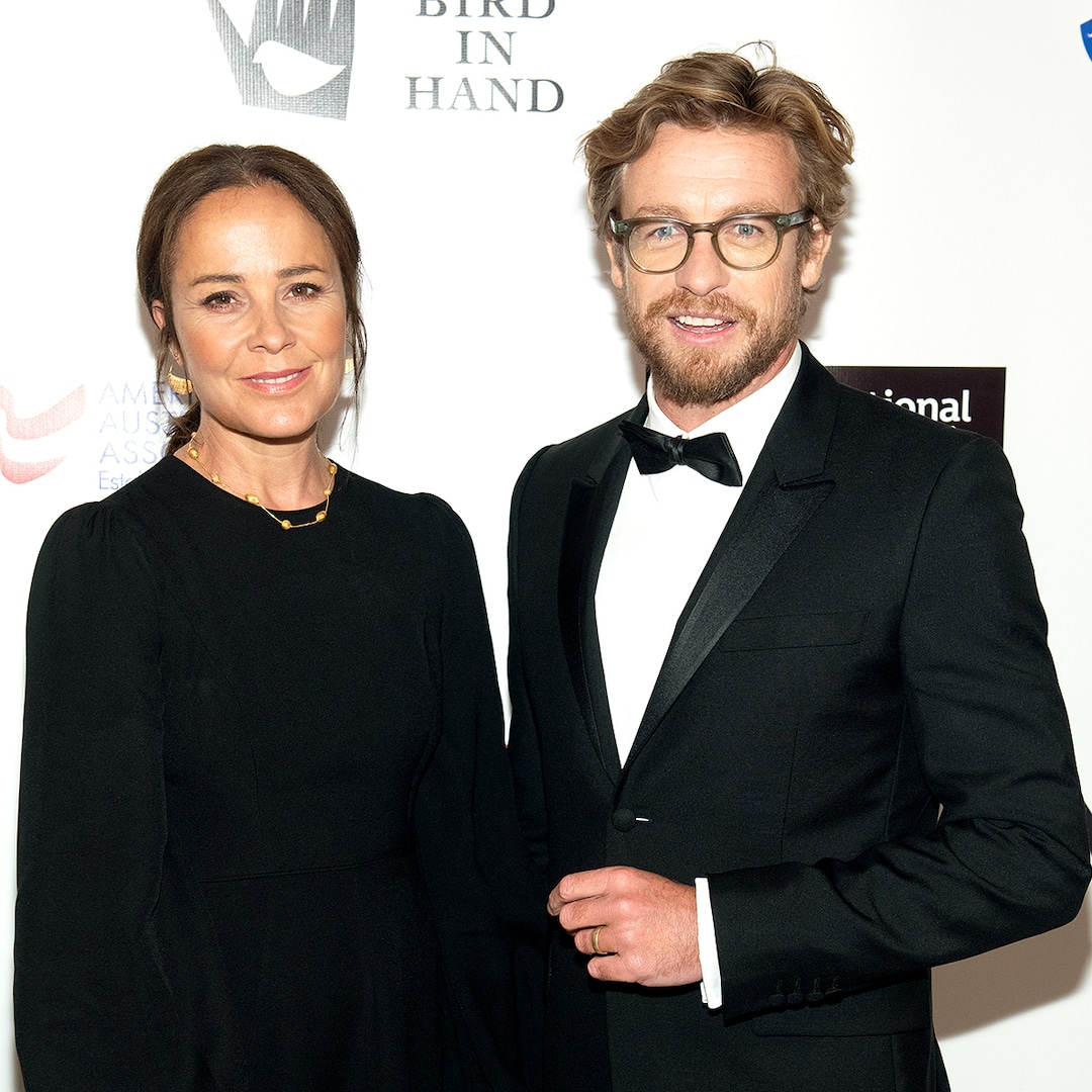 Simon Baker and Wife Rebecca Rigg Break Up After 29 Years