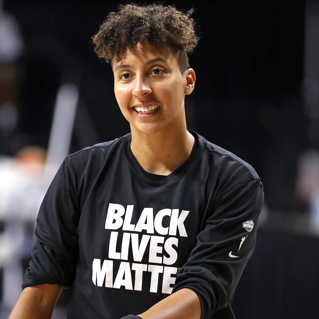 WNBA Star Layshia Clarendon Feels a