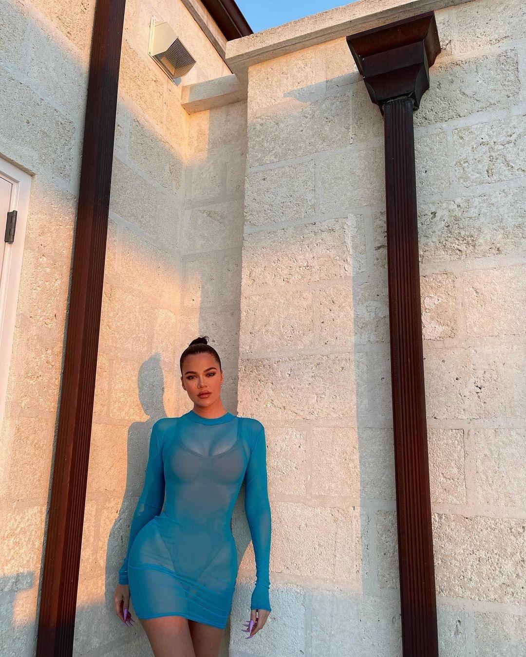 Kylie Jenner, Stormi Webster, Khloe Kardashian, Kim Kardashian Turks & Caicos Trip