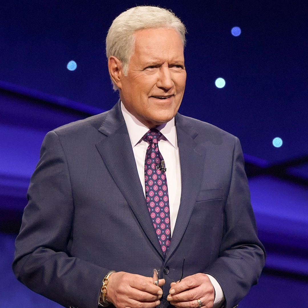 """Alex Trebek Urges Fostering a """"Gentler, Kinder Society"""" in First of Last Jeopardy! Episodes – E! On-line"""