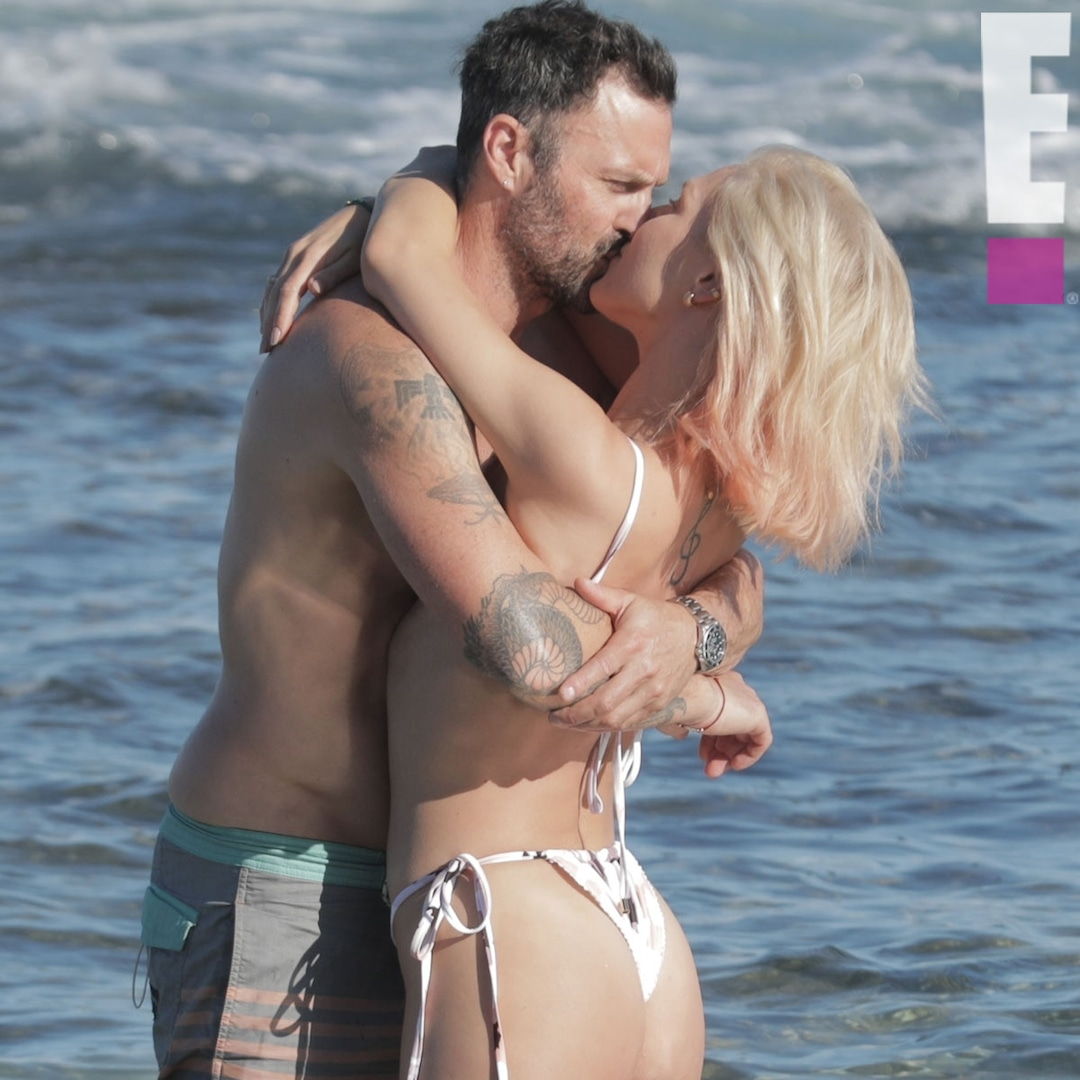 See Every Pic From Brian Austin Green And Sharna Burgess