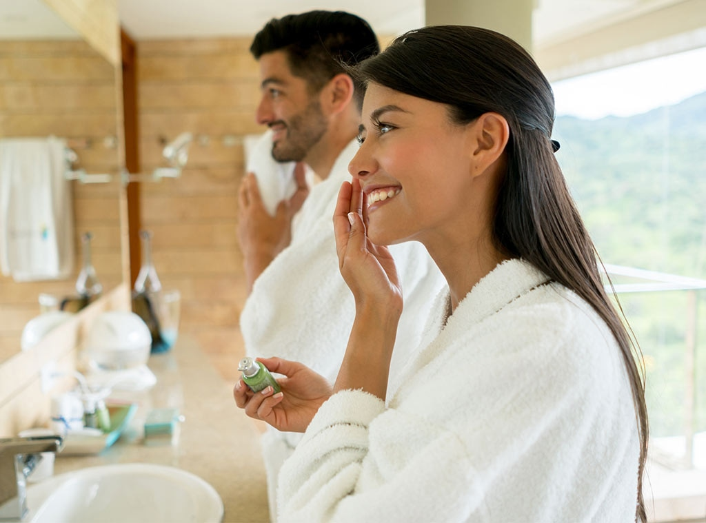 E-Comm: Skincare Stock Image