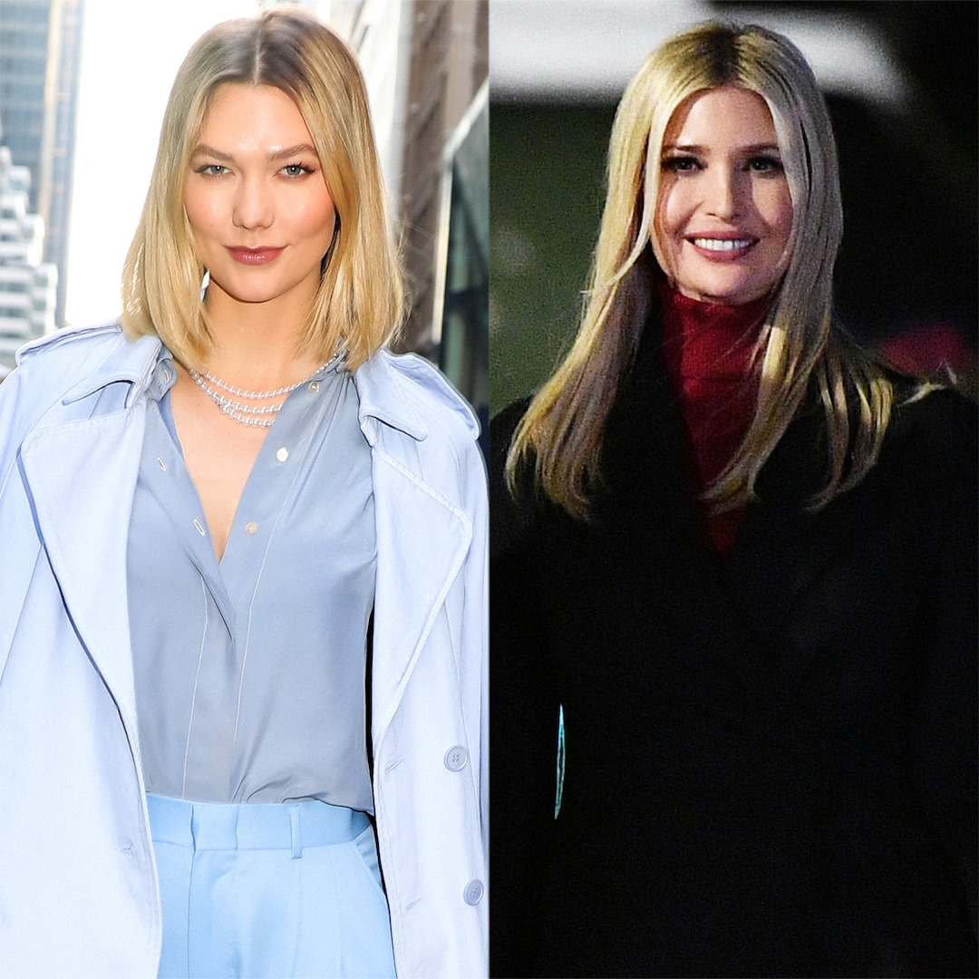 """Karlie Kloss Says She's """"Tried"""" to Discuss Politics With Ivanka Trump and Jared Kushner After Protest – E! On-line"""
