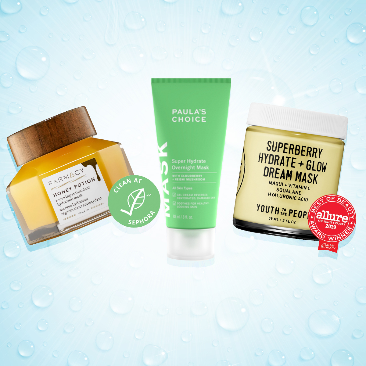 The 15 Best Hydrating Face Masks for Winter Skin