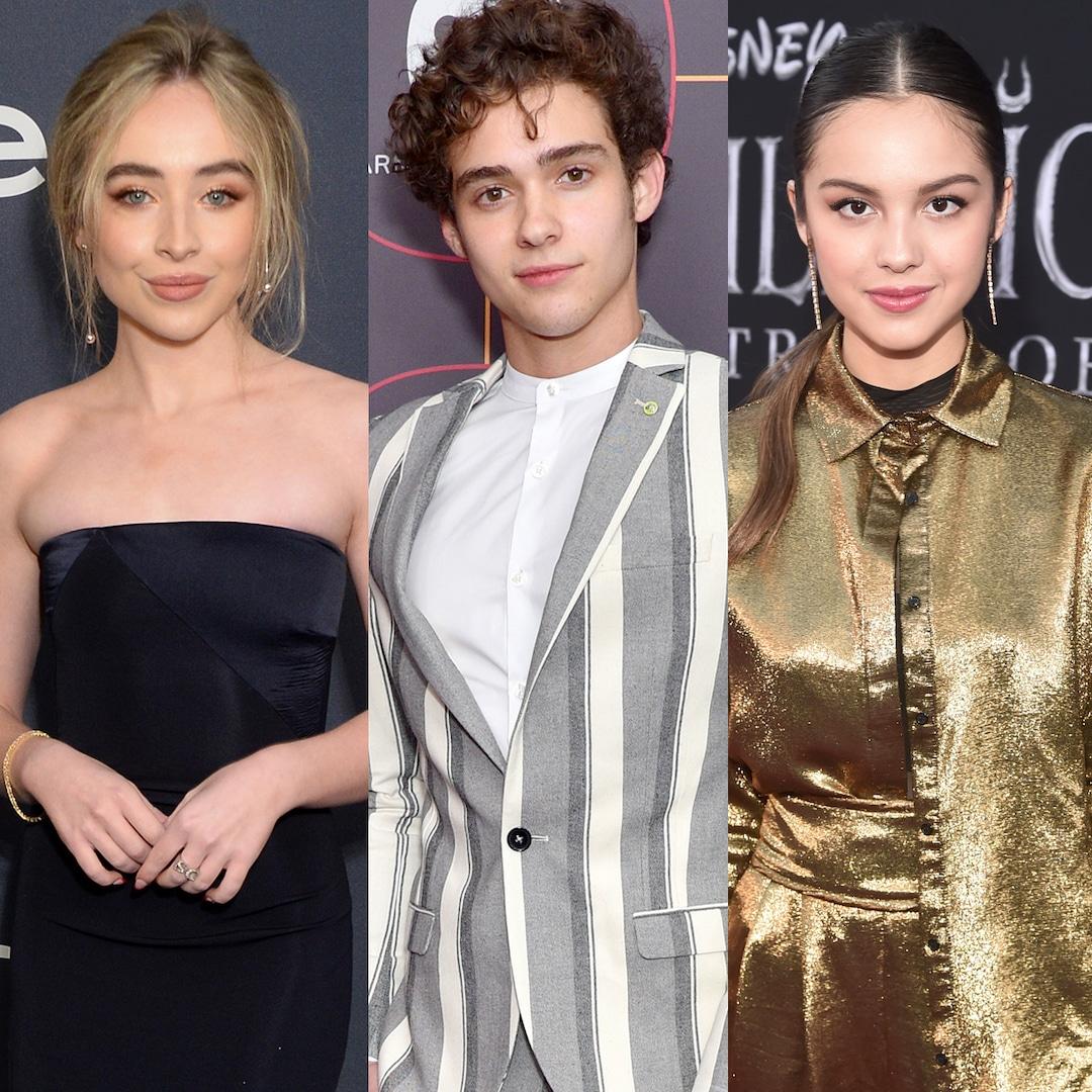 "Sabrina Carpenter Drops New Music ""Pores and skin"" Amid Olivia Rodrigo-Joshua Bassett Love Triangle Rumors – E! On-line"