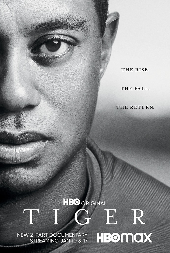 Tiger Woods, Tiger documentary, HBO