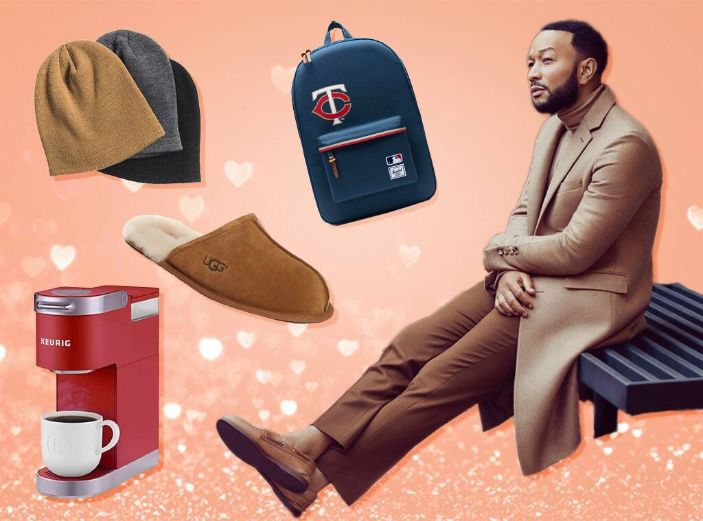 E-Comm: John Legend, Valentine's Day Gifts For Him