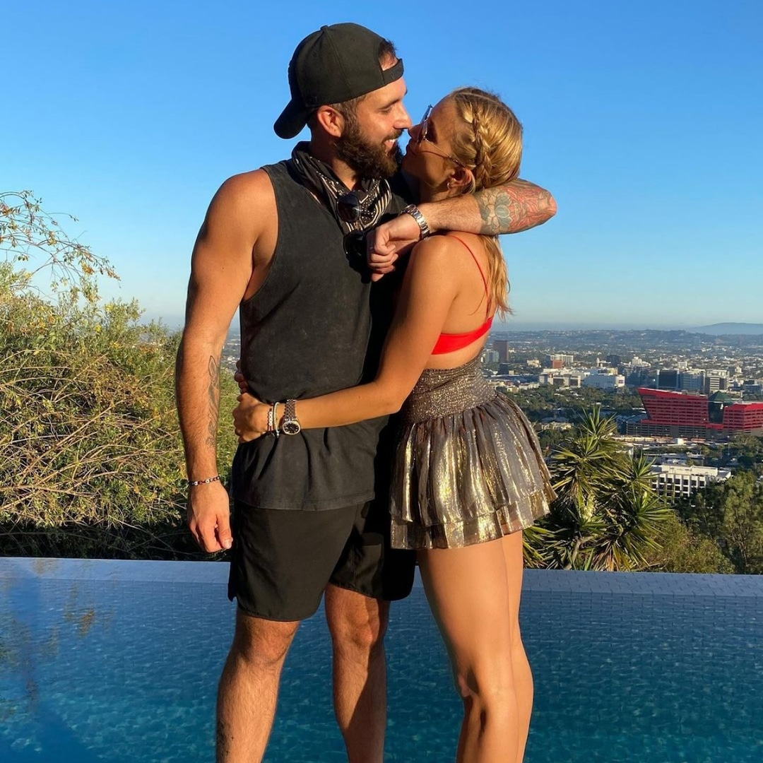 How Tyler Rich's Romance With Sabina Gadecki Produced Country Music Magic
