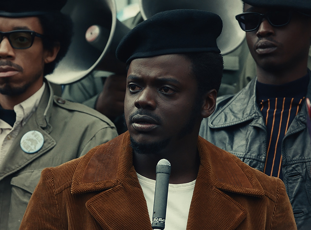 Daniel Kaluuya, Judas and the Black Messiah