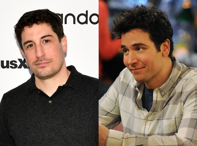 Jason Biggs, Ted Mosby, How I Met Your Mother