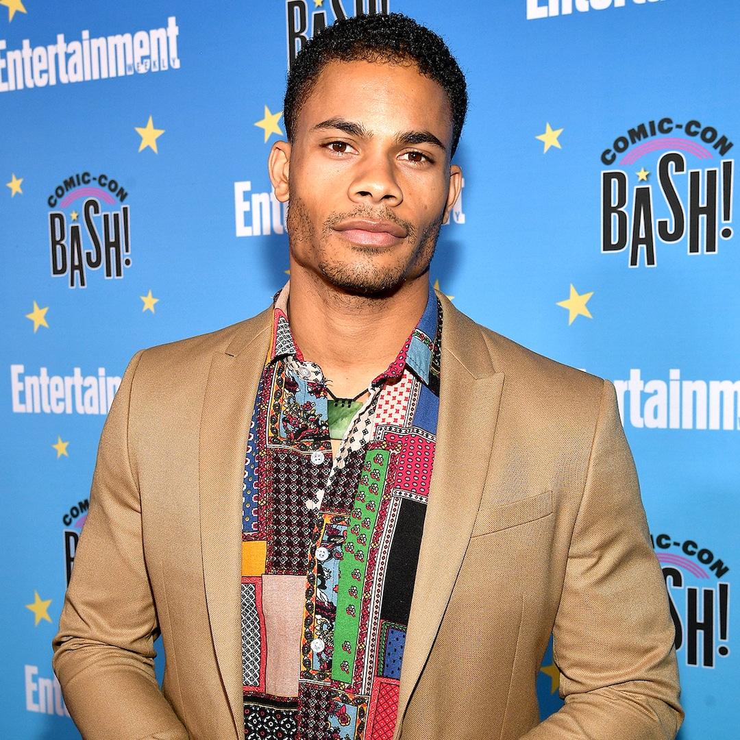 Black Lightning's Jordan Calloway Shares How Black Lives Matter Changed TV for the Better