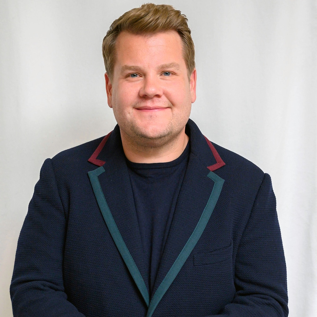 James Corden Discusses His Health Journey and the