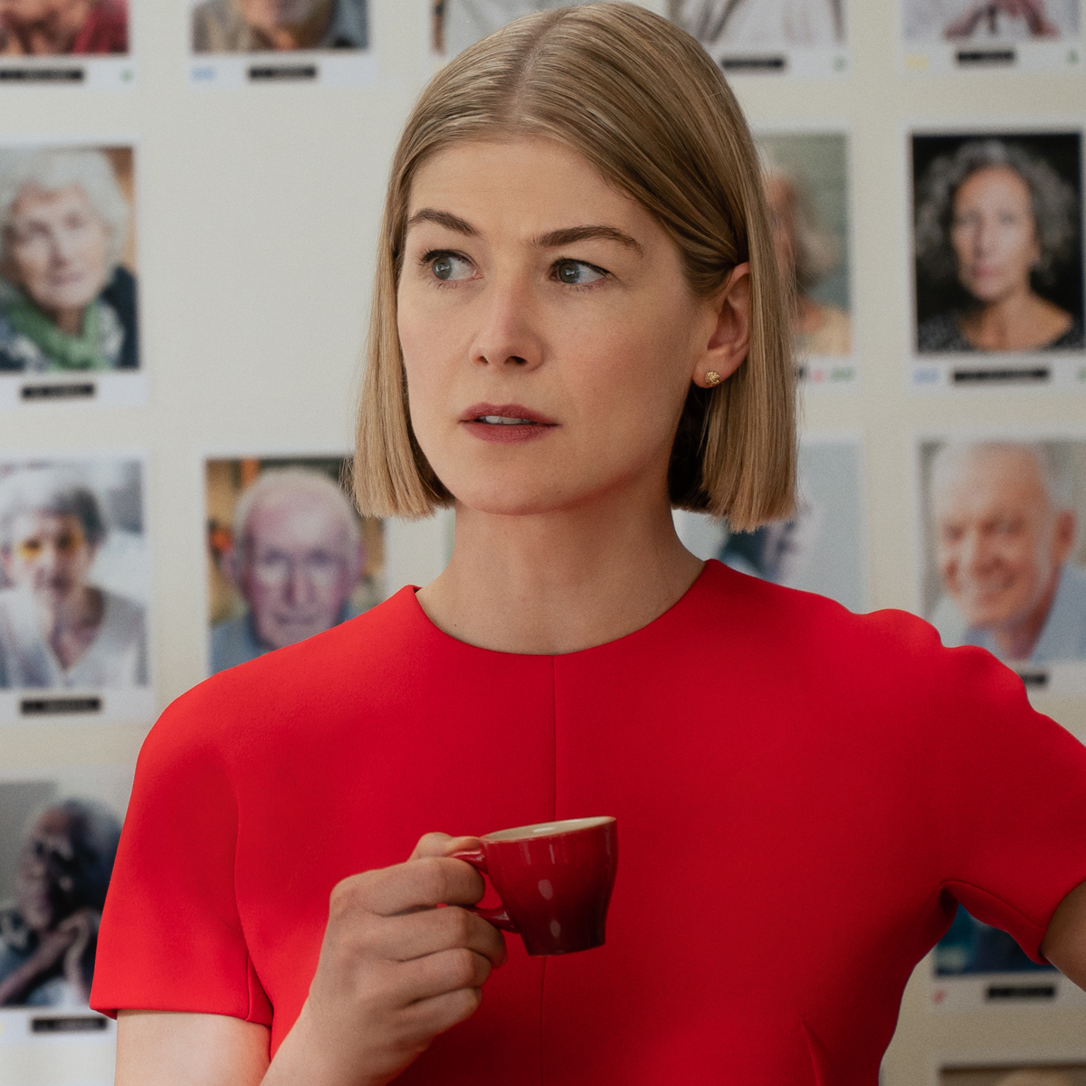 Rosamund Pike is Perfectly Okay Being Your Favorite Anti-Hero in I Care a Lot
