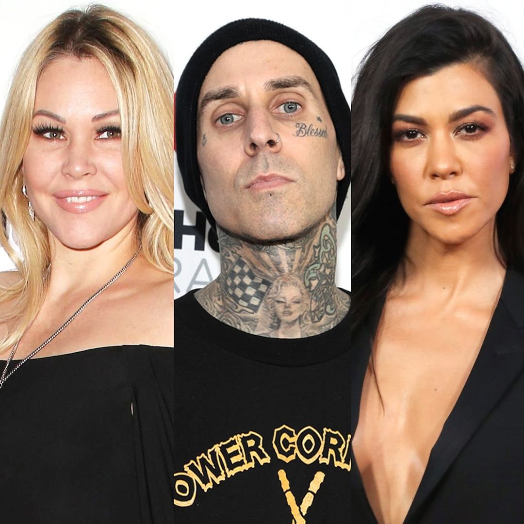 Shanna Moakler Likes Shady Comment About Travis Barker