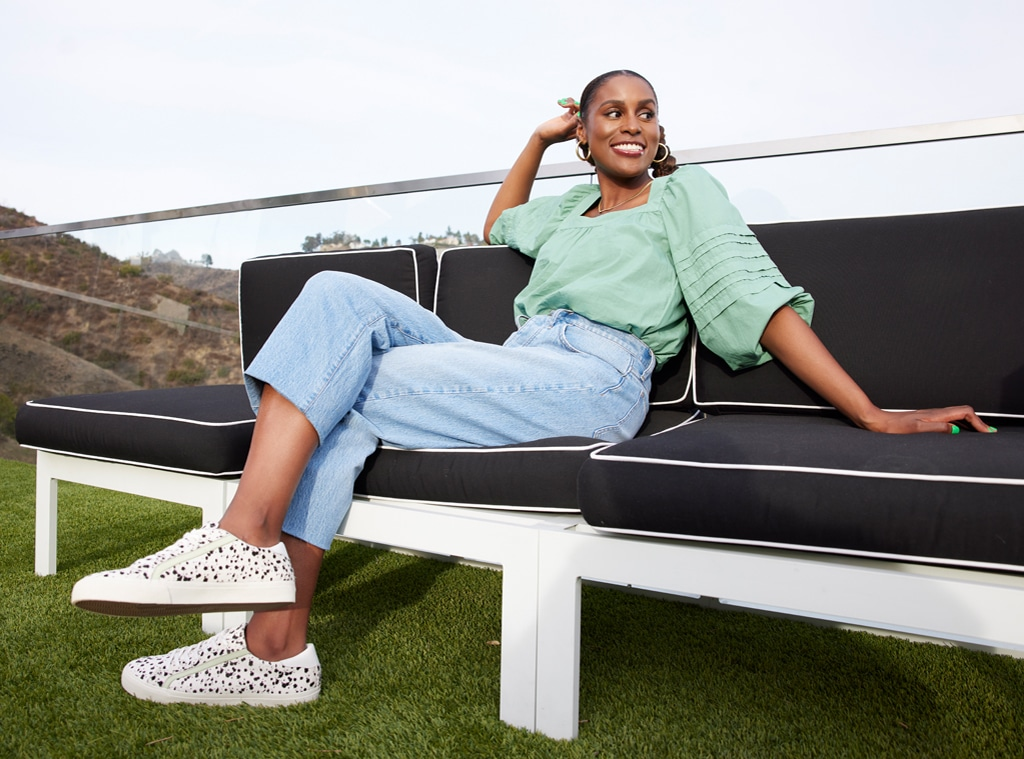 E-Comm: Madewell's Spring Campaign, Issa Rae