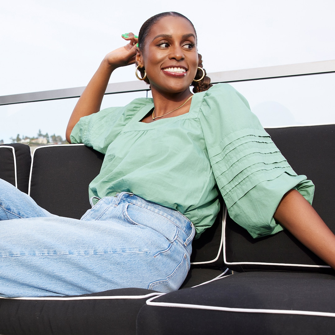 Issa Rae Stuns in Madewell's Spring Campaign: Shop Her Looks Before They Sell Out