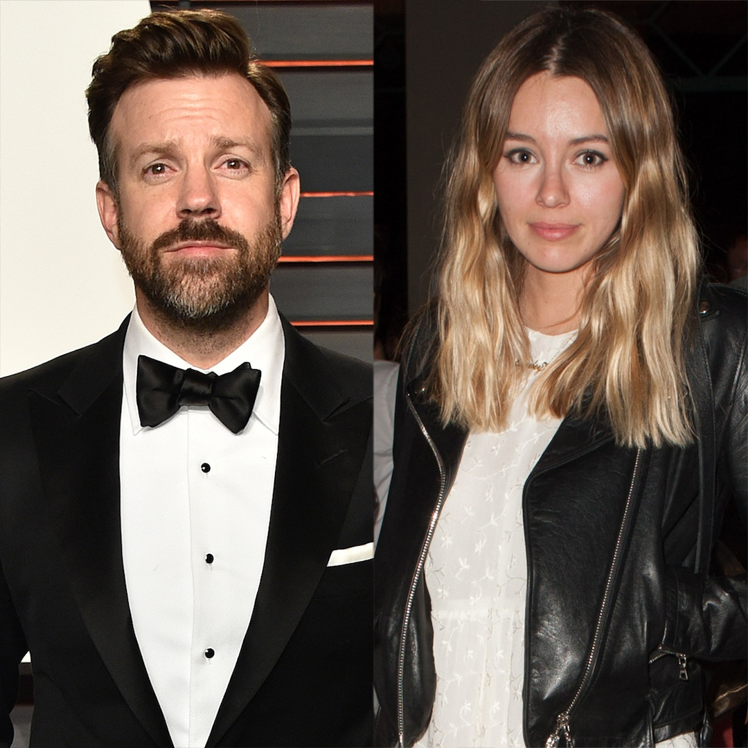 Jason Sudeikis Subtly Confirmed His Romance With Keeley Hazell With Golden Globes Easter Egg
