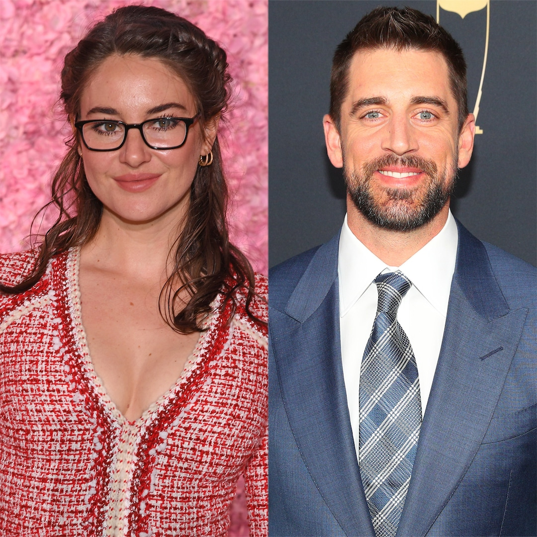 "Interior Shailene Woodley and Aaron Rodgers'""Private and Low Key"" Romance thumbnail"