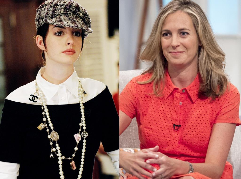 Anne Hathaway, The Devil Wears Prada, Lauren Weisberger