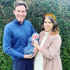Princess Eugenie, Jack Brooksbank, Baby, Son, August