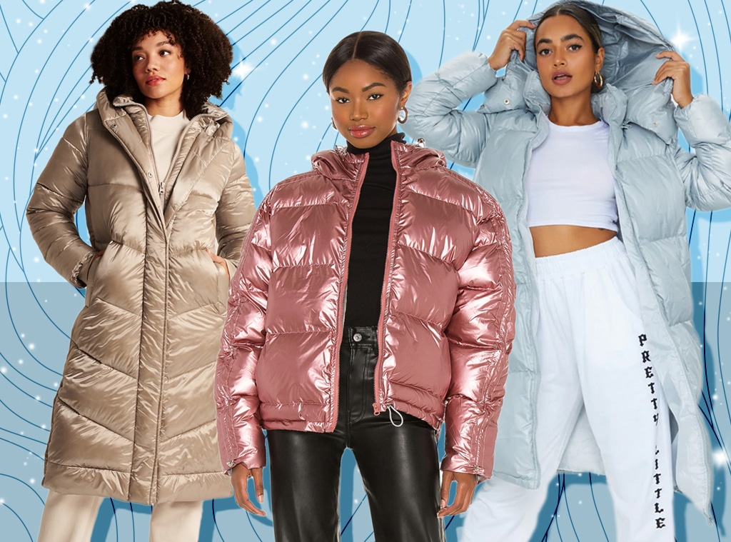 E-Comm: Puffer Jacket Trend Roundup