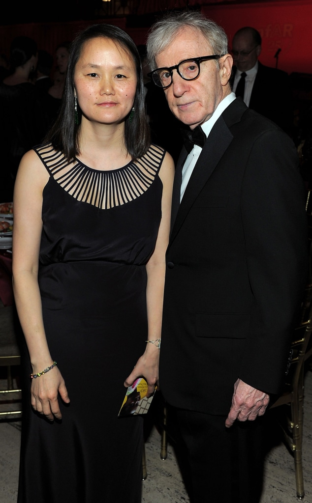 Woody Allen Says His Relationship With Wife Soon Yi Is Paternal - PAPER