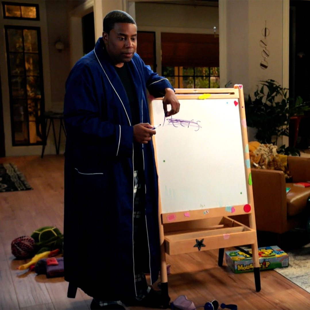 Kenan Thompson and Crew Uncover a Shocking Secret in Kenan Sneak Peek
