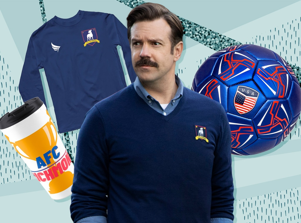 E-Comm: Ted Lasso Gift Guide