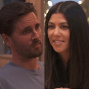 Scott Disick, Kourtney Kardashian, KUWTK, Season 20