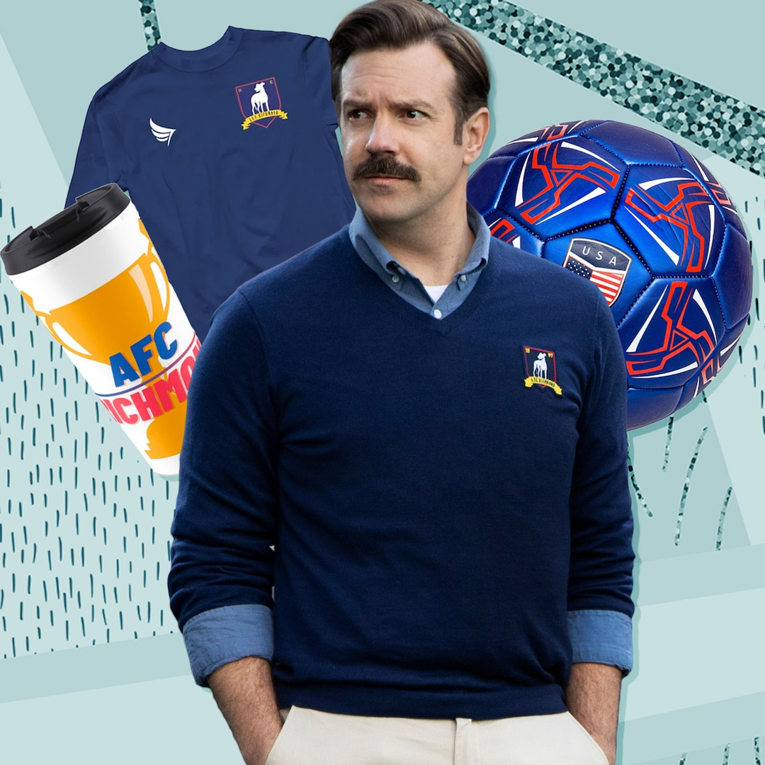 10 Ted Lasso Gifts That Will Add Positivity to Your Life
