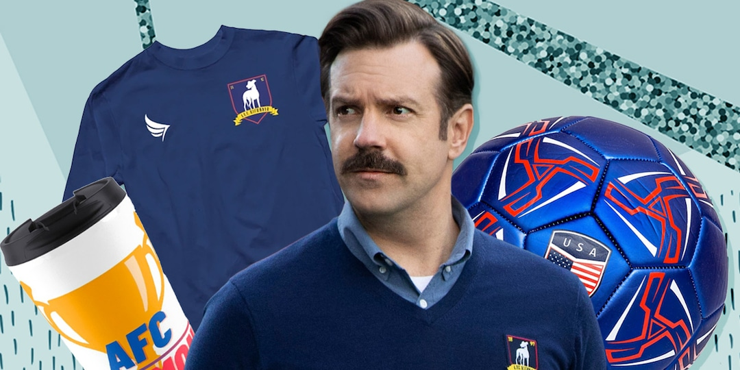 11 Ted Lasso Gifts That Will Add Positivity to Your Life - E! Online.jpg
