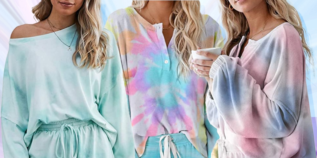 This $32 Tie-Dye Lounge Set Has 2,942 Five-Star Amazon Reviews - E! Online.jpg