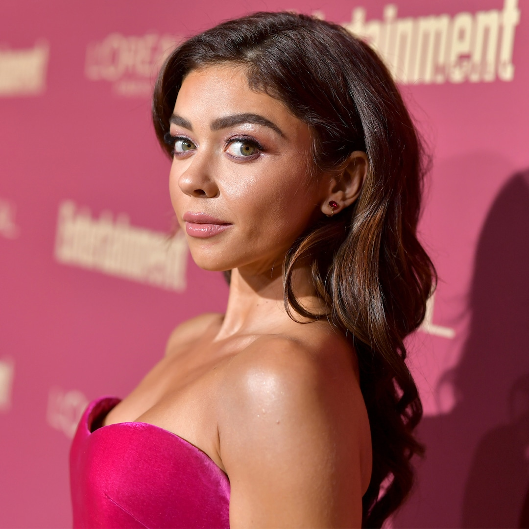 Sarah Hyland Is a Redhead: See Her Jaw-Dropping Hair Transformation