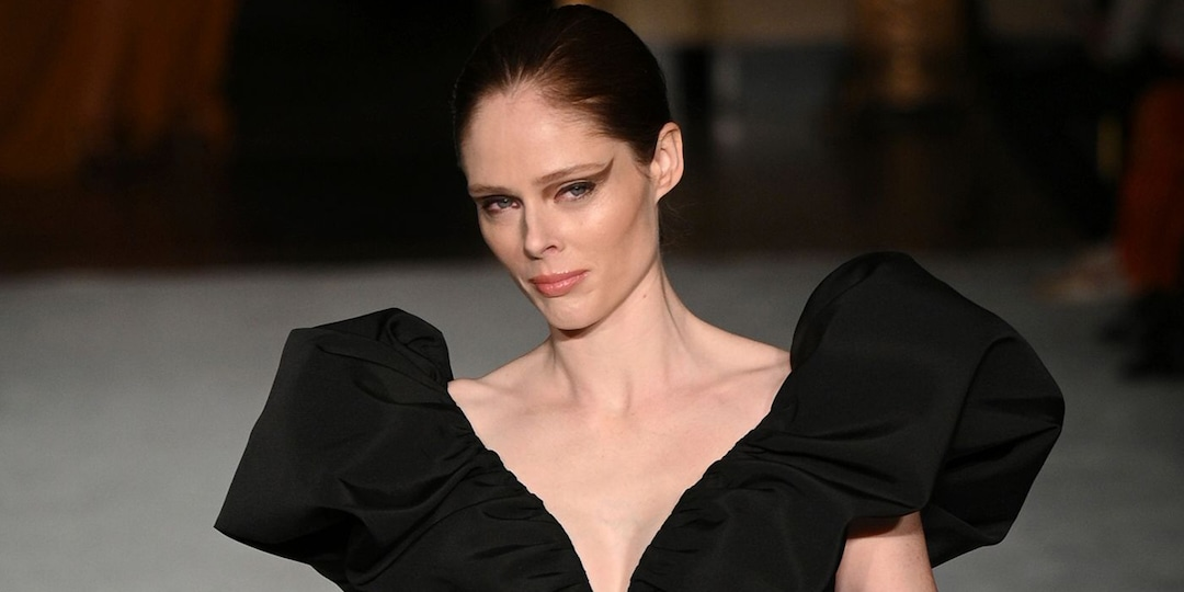 Coco Rocha Returns to the Fashion Week Runway 3 Months After Giving Birth - E! Online.jpg