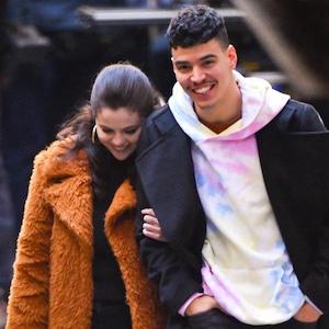 Selena Gomez, Angel Dominguez